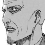 キース教官の顔