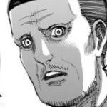 マガト隊長の顔